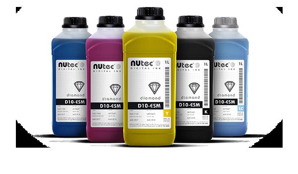 Tintas Para Impresion Digital Nutec Digital Ink