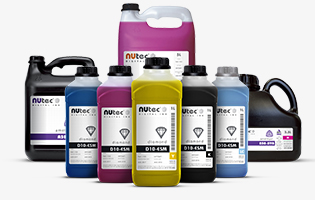 Tintas Nutec Digital Ink
